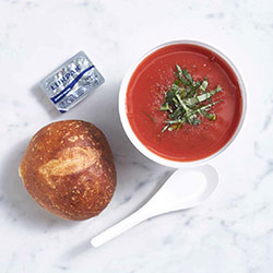 Tomato and basil soup thumbnail
