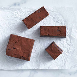 Gluten free triple chocolate brownie thumbnail