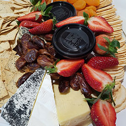 Premium cheese platter thumbnail