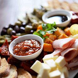 Antipasto platter - serves 10 guests thumbnail