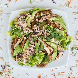 Cajun chicken salad thumbnail