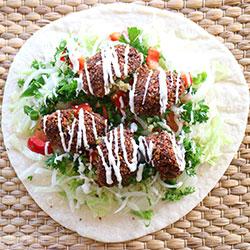 Falafel kebab thumbnail