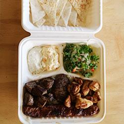 Mixed grill plate thumbnail