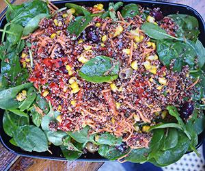 Vegan salad thumbnail
