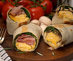 Breakfast Wraps thumbnail