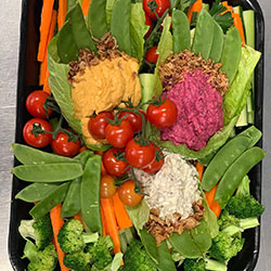 Greens platter thumbnail
