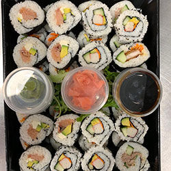 Sushi heaven platter thumbnail