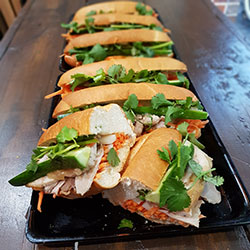 Box 1 - Banh Mi - Vietnamese baguettes thumbnail
