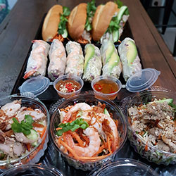Box 6 - Trifecta box - Banh mi / rice paper rolls / salad thumbnail
