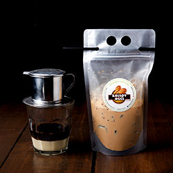 Vietnamese iced coffee - 425 ml thumbnail