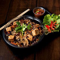 Vietnamese salad - 32 oz individual bowl thumbnail