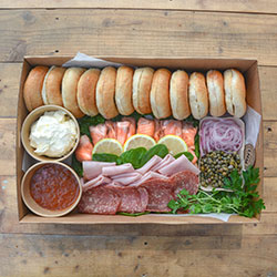 Breakfast bagel box thumbnail