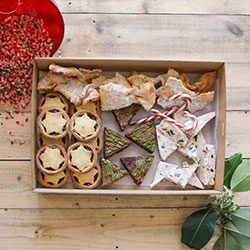 Christmas sweets box thumbnail
