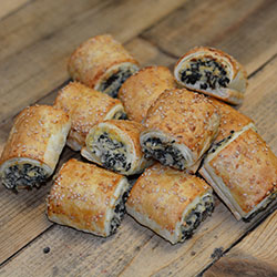 Sausage roll - mini thumbnail