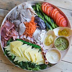 Deli lunch platter thumbnail