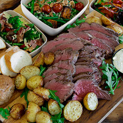 Eye fillet Yuletide roast thumbnail