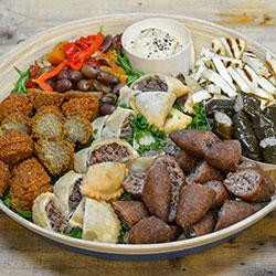 Mezze platter thumbnail