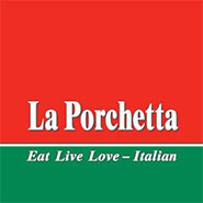 La Porchetta Geelong logo