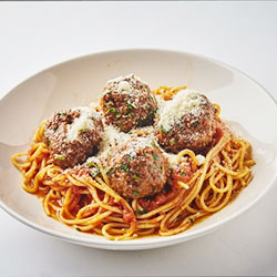 Spaghetti and meatballs thumbnail