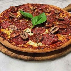 Napoletana pizza thumbnail
