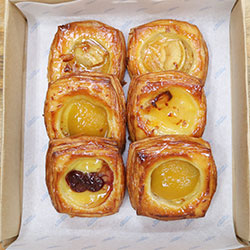 Assorted Danish pastry - large thumbnail