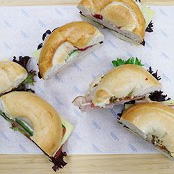 Brioche rolls and bagels thumbnail
