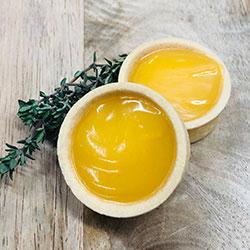 Lemon curd tarts - mini thumbnail