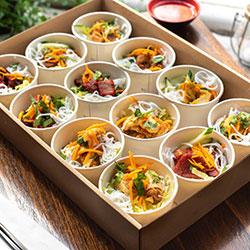 Vermicelli Noodle platter thumbnail