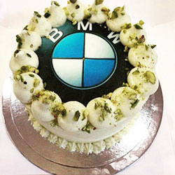 Personalised image maxi cake thumbnail
