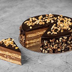 Chocolate truffle cake thumbnail