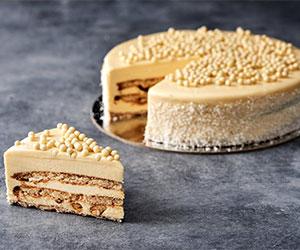 Raffaello cake thumbnail