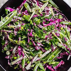 Asian style salad thumbnail