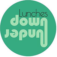 Lunches Downunder logo
