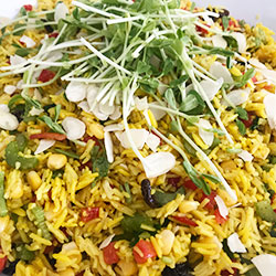 Curried rice salad thumbnail