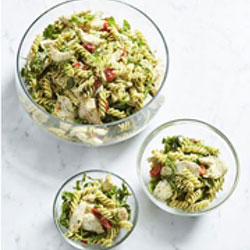 Pesto chicken salad thumbnail