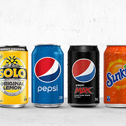 Soft drinks - 330ml thumbnail