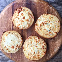 Cheesy garlic bread thumbnail