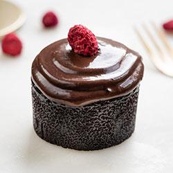 Chocolate individual cake thumbnail