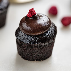 Chocolate petit four thumbnail