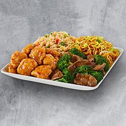 Large entree meal thumbnail