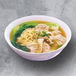 Clear noodle soup thumbnail