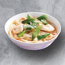 Laksa noodle soup thumbnail