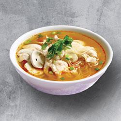 Tom yom noodle soup thumbnail