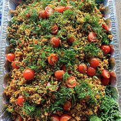 Kisir salad thumbnail