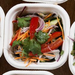 Vietnamese vermicelli salad thumbnail