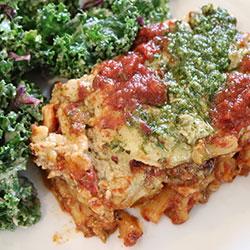Vegan lasange thumbnail