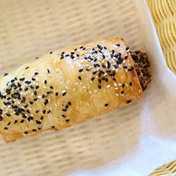 Vegan sausage rolls thumbnail
