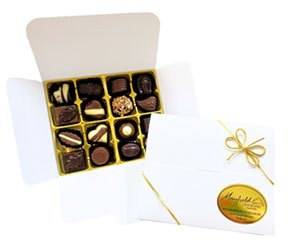 16 chocolates gift box thumbnail