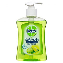 Anti-bacterial hand wash - Dettol - 250ml thumbnail