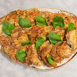 Eggplant parmigiana thumbnail